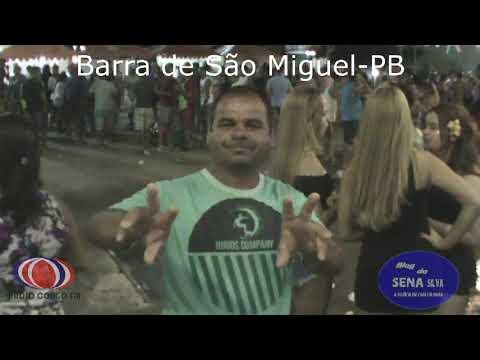Carnaval 2018 Barra de São Miguel PB
