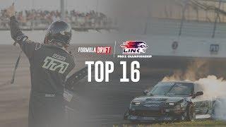 Formula DRIFT - Texas 2019 - Pro 2 Top 16 LIVE!