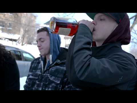 Kadency Chicago ft. Steve O x Abek Hard Hitta - Cold World (Offiical Video) | Shot By: @DADAcreative