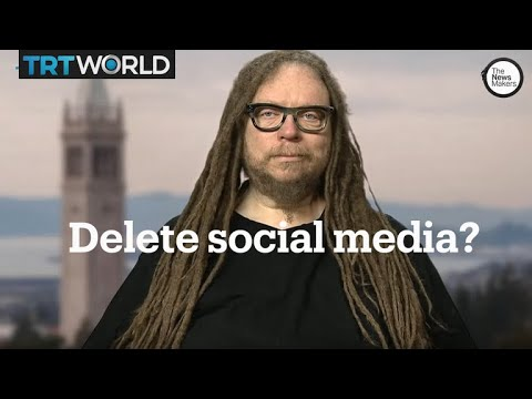 Why you should delete your social media accounts now