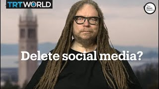 Why you should delete your social media accounts