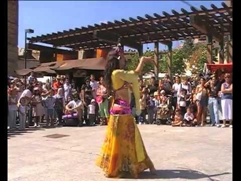 Danza del Vientre para Mercados Medievales