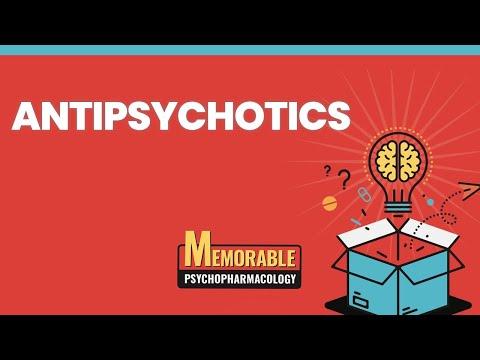 Psychofarmakologia 4: leki przeciwpsychotyczne
