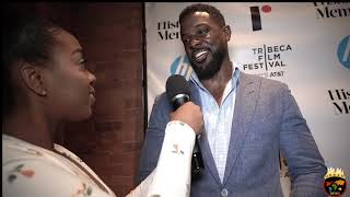 Lance Gross Talks Black Actors, Collaborating with Tribeca Film Festival and Family life.