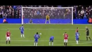 Chelsea 54 Man Utd 31102012 Capital One Cup 2012/13 All Goals And Highlights