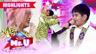 Vice surprises Yorme with his comeback | It's Showtime Mini Miss U