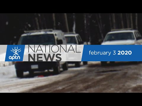 APTN National News February 3, 2020 – Nuclear waste, First Nation kids