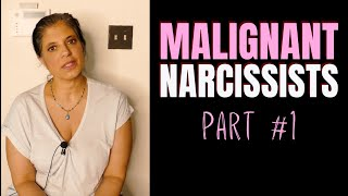 MALIGNANT Narcissists: Everything you need to know (Part 1/3)