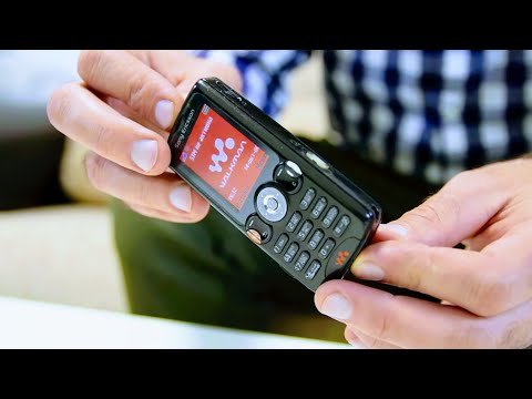 Почти легенда - Sony Ericsson W810i (ретро обзор) / Арстайл /