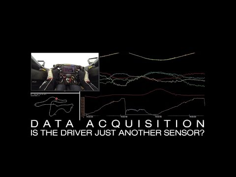 Data Acquisition: Is the driver just another sensor?