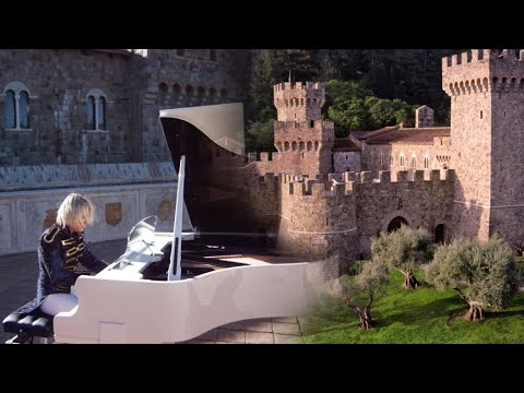 What a Fairy-Tale Piano Performance This Is!