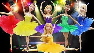 Play Doh Feather Dress Ballerina Disney Princesses Inspired Costumes