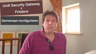 Unifi Security Gateway (USG) und Fritzbox