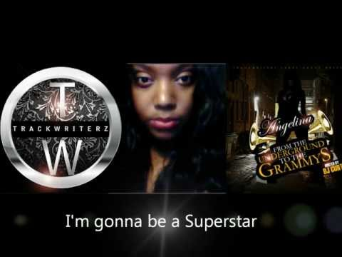 "Female Rapper Angelina - (Rapping and Singing)  ""Born To Be A Superstar"" @angelinaonline"