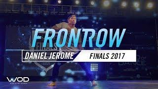 Daniel Jerome | FrontRow | World of Dance Finals 2017 | #WODFINALS17