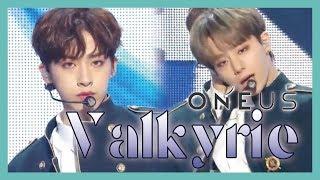 Gambar cover [Hot Debut] ONEUS - Valkyrie , 원어스 - 발키리 Show Music core 20190112