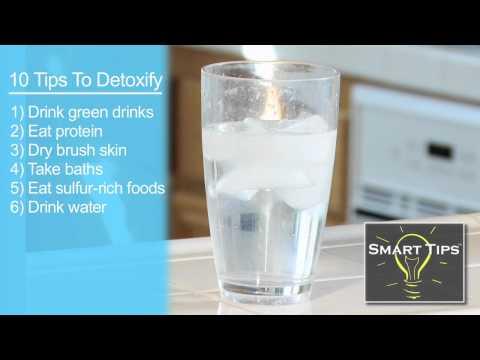 , title : 'Smart Tips - Detoxify Your Body by JJ Virgin'