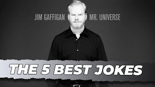 "Top 5 Funniest Jokes from ""Mr.Universe"" Jim Gaffigan"