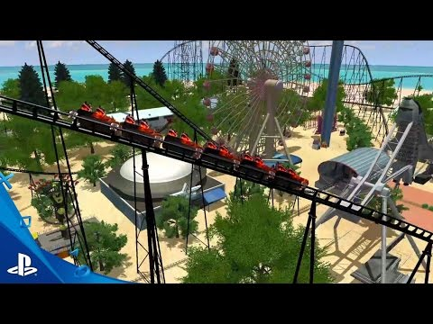 Rollercoaster Dreams - Announcement Trailer | PS4, PS VR thumbnail
