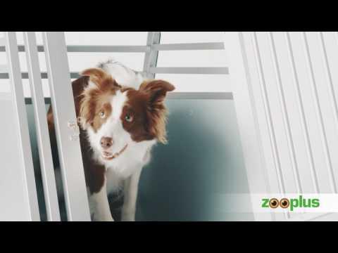 Jaula para perros Aluline para transporte
