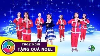 [Karaoke Thiếu Nhi] Tặng Quà Noel - Bé Thoại Nghi (MV)