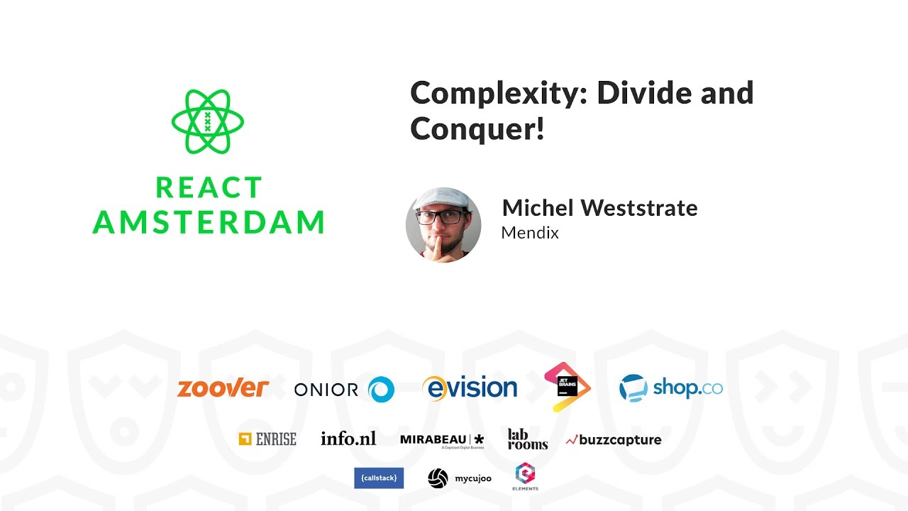 Complexity: Divide and Conquer!