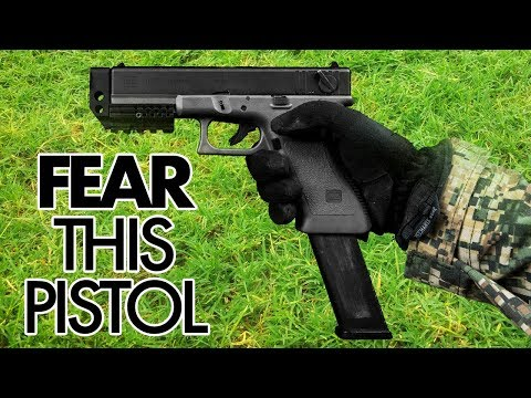 They FEAR this PISTOL - [1500 Rounds per Second]