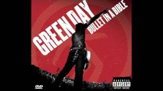 Green Day - Bullet in a Bible - Basket Case (Only Audio) - HD (High Definition)