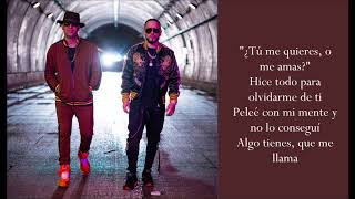 Si Supieras - Wisin y Yandel & Daddy Yankee - (Lyrics)