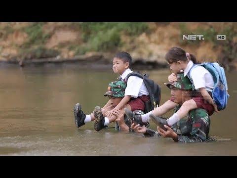 Satgas Pamtas RI-Malaysia Yonif 320/Badak Putih