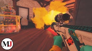 Lion Dominates Chalet: Full Game Friday - Rainbow Six Siege