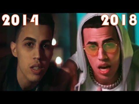 Brytiago Evolucion - Desde Tu Estas con El (2014) Asesina Remix (2018)