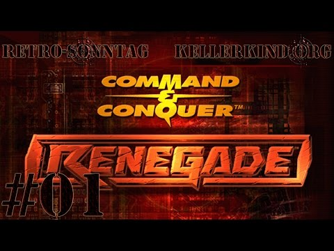 Retro-Sonntag [HD] #010 – Command & Conquer – Renegade ★ Let's Show Game Classics