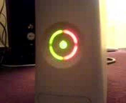 Video: New Xbox 360 Ring of Death Is Red AND Green for Holiday Cheer
