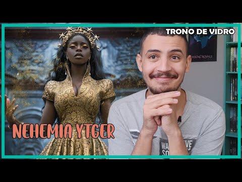 Vida e Morte de Nehemia Ytger | Patrick Rocha (Trono de Vidro #02)
