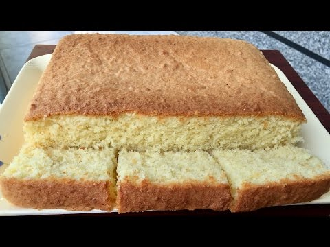 Video Coconut Cake | Kitchen Time with Neha