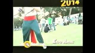 preview picture of video 'Expo Anime 2014 - Paraguay Click Cordillera'