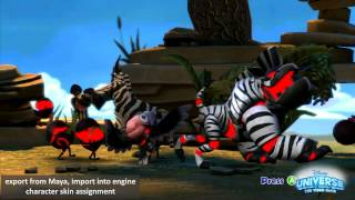 Disney Universe - Lion King World 1-1 Intro