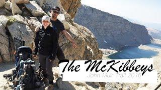 Our John Muir Trail Video