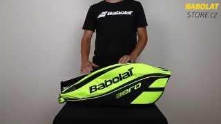 Babolat Pure Aero Racket Holder x 3 video