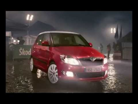 SKODA Fabia India's 1st Super Hatch