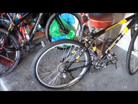 Continental City Ride 26×1.75 MTB Tire Review GT AGGRESSOR 2.0