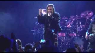 Andre Matos - Stand Away - Live in Via Marques - SP (11/05/2013)