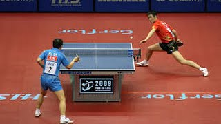 Best table tennis matches EVER {Part 1}