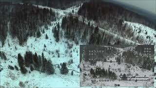 Первый полет на дроне по FPV и двойное счастливое избежание крашей