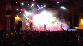 preview picture of video 'Moenia - Mejor Ya No (Feria San Juan del Río 2013)'