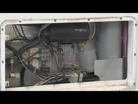 RV Kühlschrank - Reinigung des Gasbrenners