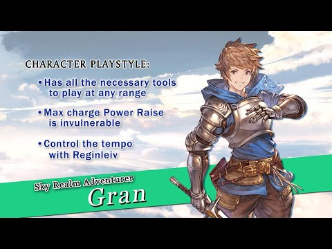 PS4《碧藍幻想VERSUS》「葛蘭」介紹影像