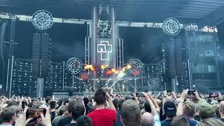 Zeig Dich   Rammstein Live   Copenhagen Telia Parken 19th June 2019