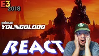 Prinny React: Wolfenstein Youngblood - E3 2018
